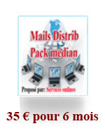 Packs Médian